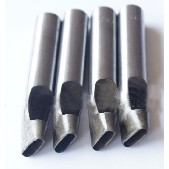 Пробойники овальные (щелевые) 3 мм