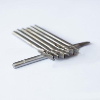 Пробойники овальные (щелевые) 1 мм