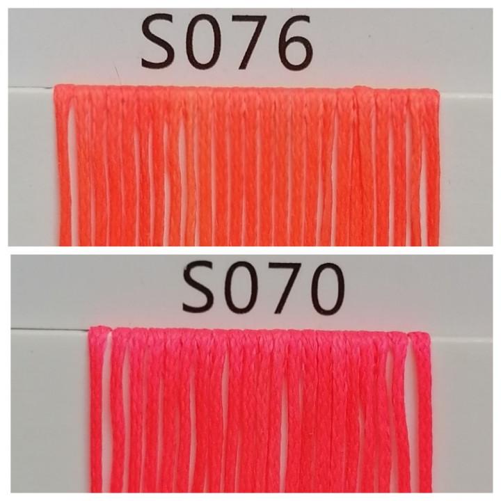 Нить для кожи вощеная 1 мм плоская Galaces 180 м (цвета со скидкой)
