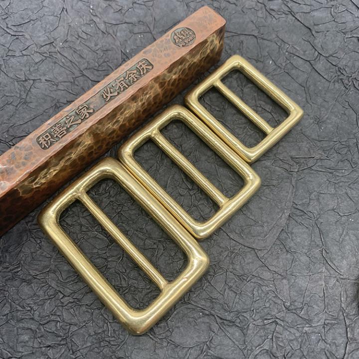 Регулятор для ремня Латунь 26-39 мм, арт. 076