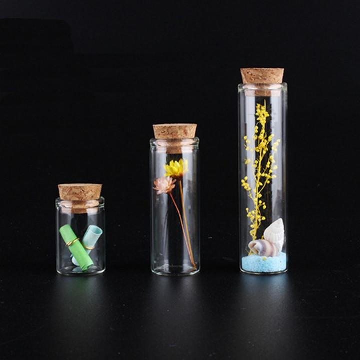 Мини-бутылочки с пробкой 18 мм