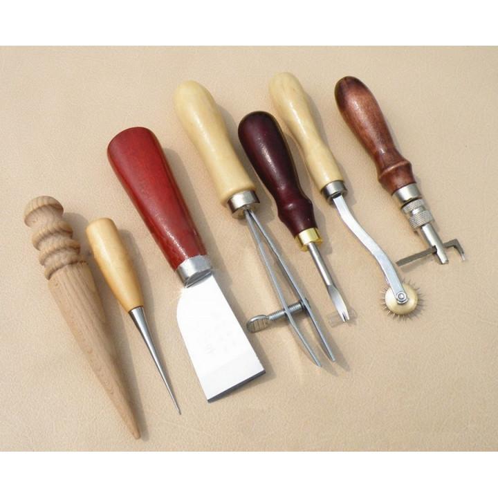 Набор инструментов №1 для работы с кожей