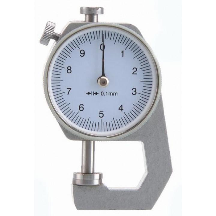 Толщиномер для кожи 0-10 мм