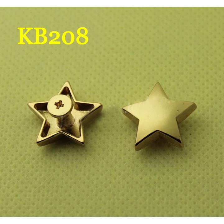 Кончо для кожаных изделий Звезда KB208
