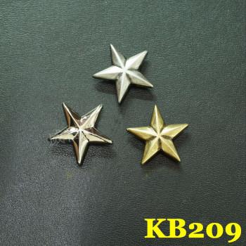Кончо для кожаных изделий Звезда KB209