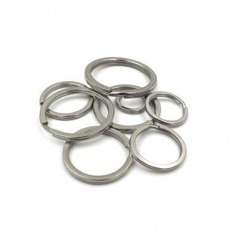 Кольцо 10-35 мм сталь Плоское