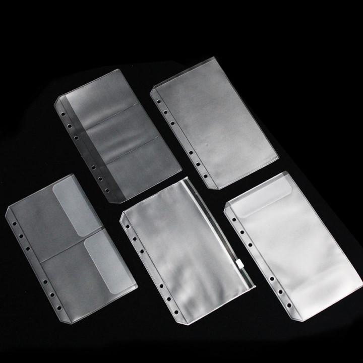Вкладыши ПВХ А6 для блокнотов и альбомов