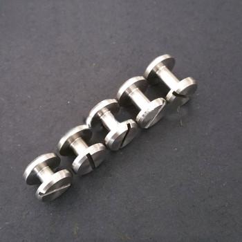 Винт ременной плоский сталь
