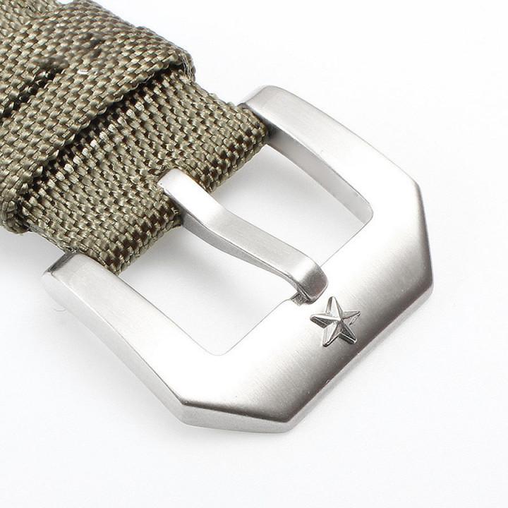 Пряжка бакля для ремешков 22 мм в стиле Zenith