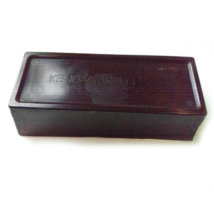 Воск покрывающий WAXLINE Kenda Farben коричневый