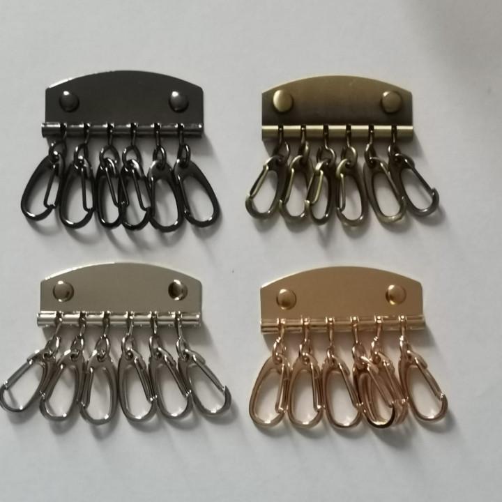 Заготовка для ключницы с заклепками