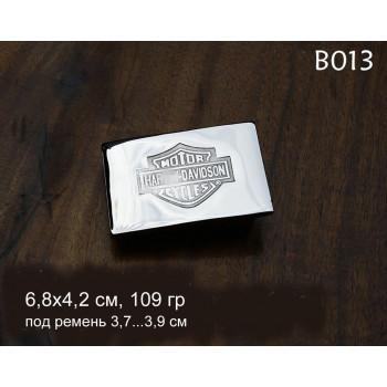 Пряжка для ремня декоративная B013