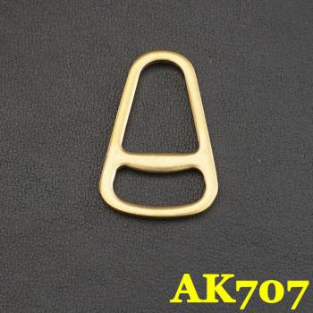 Регулятор для ремня Латунь AK707