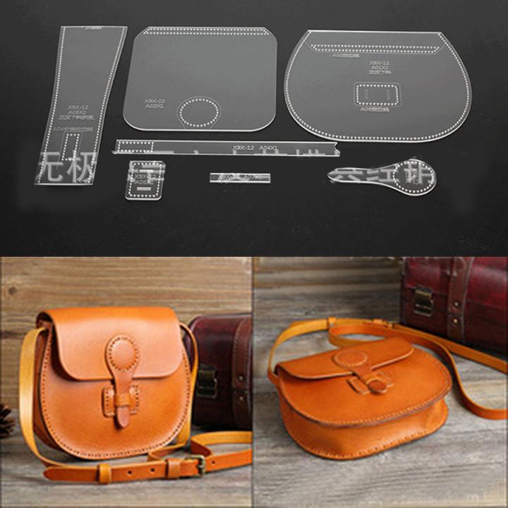 Шаблоны-лекала для сумочки XBX-12