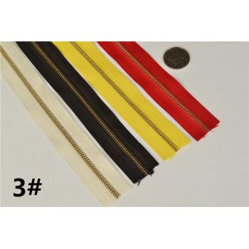 Молния рулонная металлическая №3 арт.431