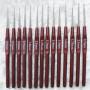 Крючки для вязания тонкие SKC 0,5-1,75 мм