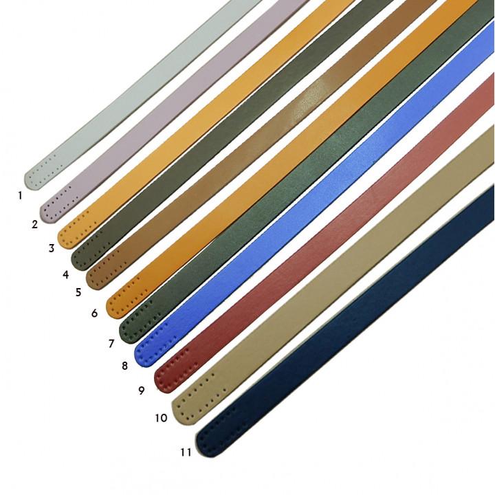 Ручки для сумки 60 см искусственная кожа
