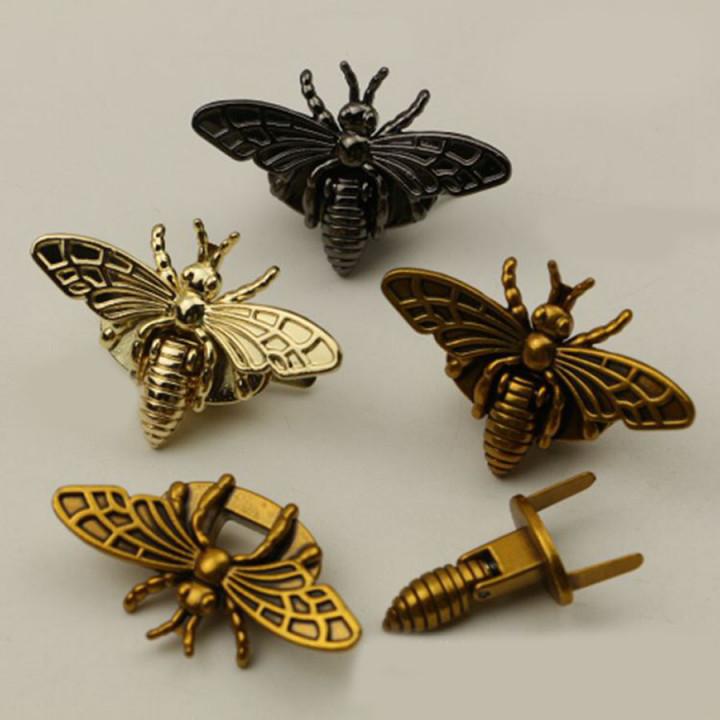 Застежка декоративная для сумки Пчелка