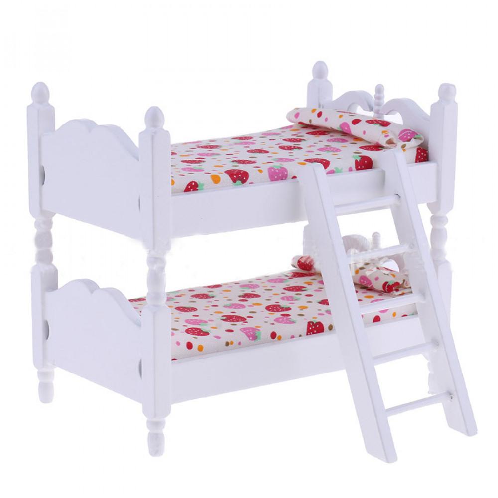 картинка кровать для кукольного домика агентство тем, что