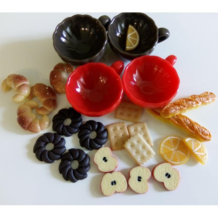 Десертный набор для кукол