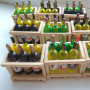 Ящик вина для кукол