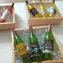 Ящик с вином и льдом для кукол