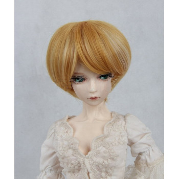 Парик для кукол каре FBE 008А цвет 144/88 размер А