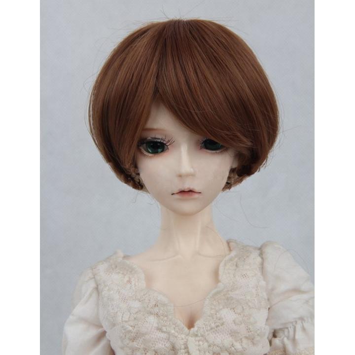 Парик для кукол каре FBE008С цвет М30М27 размер C
