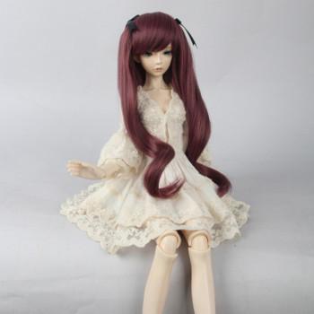 Парик для кукол длинный FBE017А цвет 1716/30 размер А