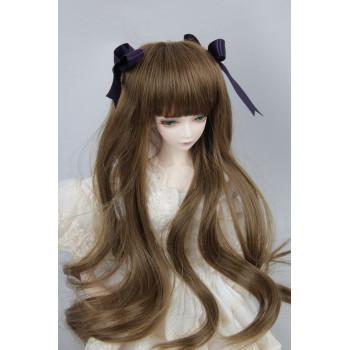 Парик для кукол длинный FBE017C цвет М6Р размер С