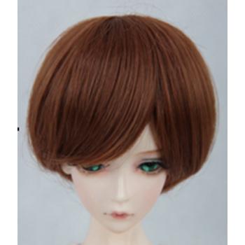Парик для кукол каре FBE020Е цвет 30# размер Е
