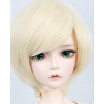 Парик для кукол каре FBE054E цвет 88# размер Е