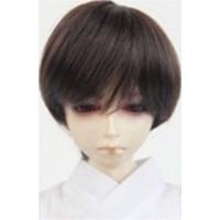 Парик для кукол Стрижка с челкой FBE511E цвет 6# размер Е