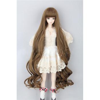 Парик для кукол длинный FBE014А цвет М6Р  размер А