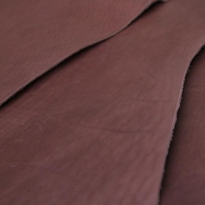 Кожа Пола краст 2,1-2,5 мм Темно-коричневый