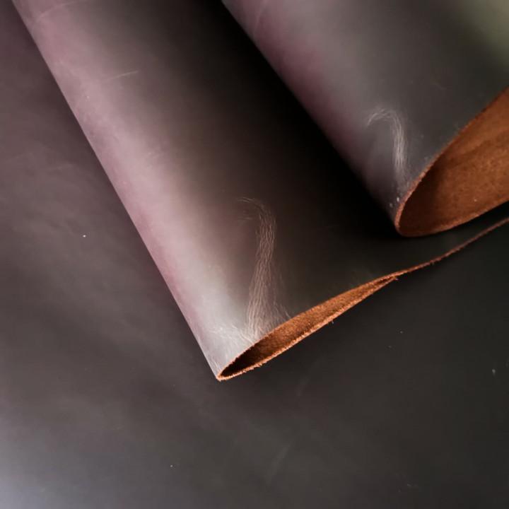 Кожа Пулл-Ап масл. 1,5 мм Коричневый